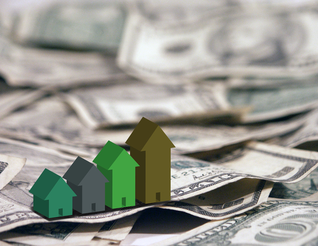 Bloomberg has reported a strained rental market, where real estate investors are set to profit.