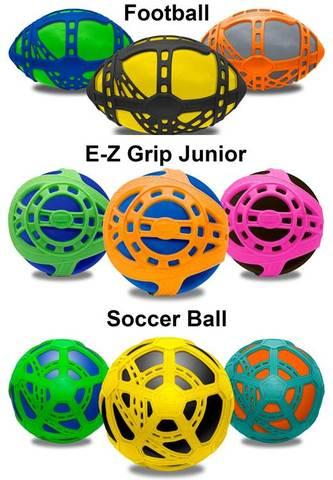 E-Z Grip Balls from Tucker Toys