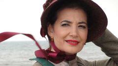 Barbara Landis as Jane Austen