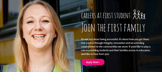 Find your next career at apply.firstgroupcareers.com.
