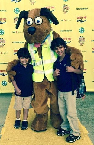 First Student Safety Dog Bus Tour to Visit Nine Cities.