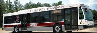 University of Alabama Extends Partnership with First Transit