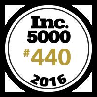 NextNet Partners has made the 2016 Inc. 500