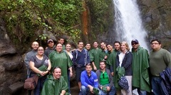 Software developers with Prosoft enjoy some team building in Costa Rica.