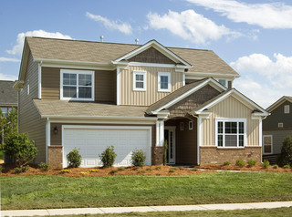 Shea Homes Now Selling New Homes from the $150's in Concord, North Carolina