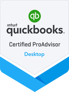 Caleb Jenkins, Certified QuickBooks ProAdvisor Desktop