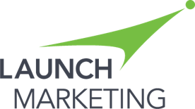 Launch Marketing's New Brand Identity, a Well-Oiled B2B Marketing Machine