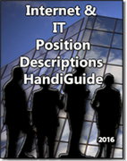 IT Job Descriptions