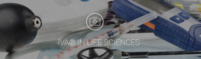 Life Sciences companies save time and money when they automate processes using IVA.