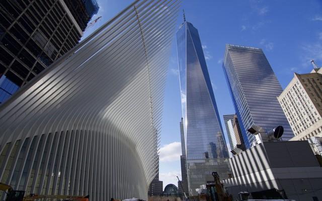 WTC oculus.