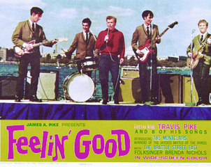 """""""Watch Out Woman,"""" Last of Travis Edward Pike's Restored Songs from the 1966 movie, """"Feelin' Go…"""