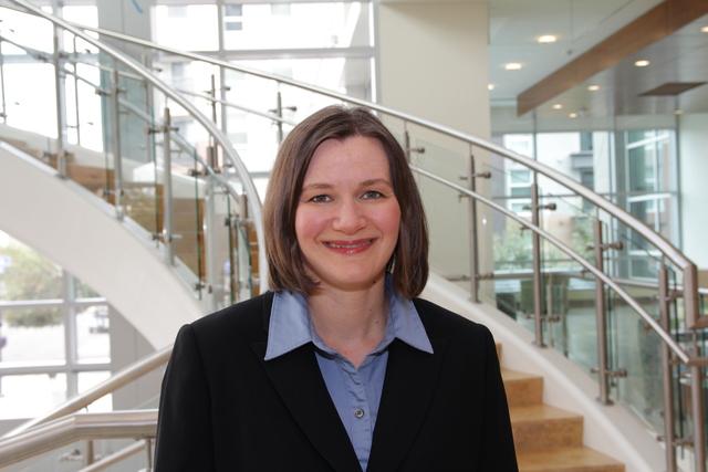 Thomas Jefferson School of Law Professor Brenda Simon