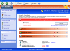 Windows Foolproof Protector warns PC users that they're at risk. But it's all lies!