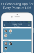 This beautifully designed app provides unlimited customized calendar groups called 'Crews' where users can customize events and places for each of their calendar groups.