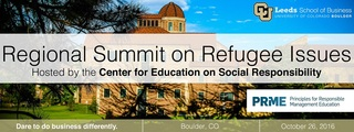 CU Boulder summit Oct. 26 to convene business, government on refugee integration