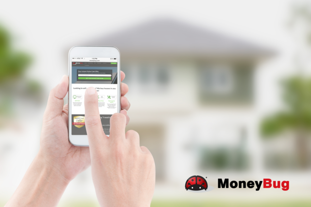 MoneyBug provides what other cash-for-home companies cannot: a real cash offer that is provided instantly, just by typing in the homeowner's address.