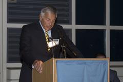 Judge Larry Burns, recipient of the Judicial Service Award