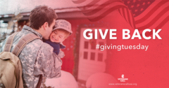 This #GivingTuesday, give back to our naiton's heroes