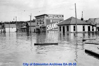 Shop Insurance Canada Says Edmonton Flood Maps Should be Praised