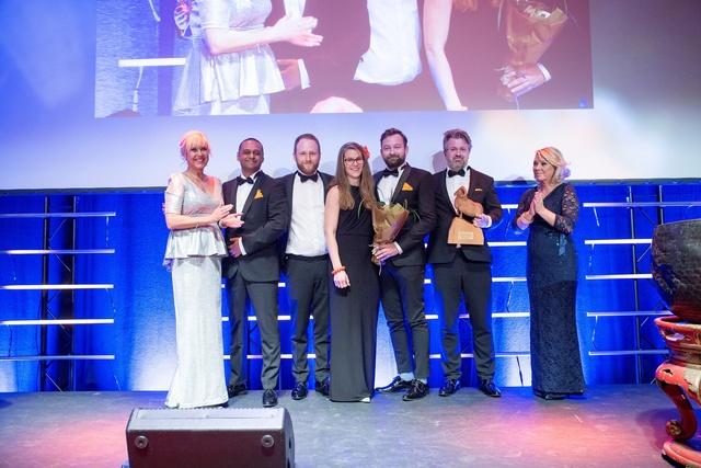 Vimond Media Solutions received the prestigious Villsauen 2016 Award_Bergen_Norway
