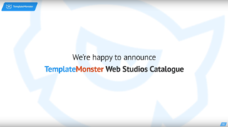 TemplateMonster Presents Web Studios Catalogue