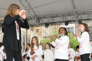 First Student Donates $50,000 to Support Cincinnati Public Schools Music Program