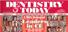 Dentistry Today Leaders in CE Edition