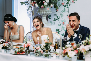 Gala by Jatna Penzo Receives Blue WeddingWire Rated™ Badge