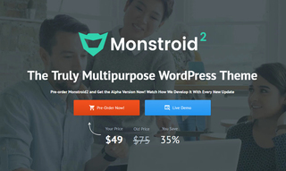 Pre-order Monstroid 2 to Save 35% on Your Cart