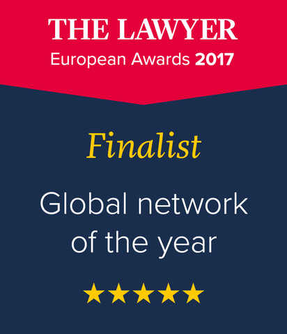 2017 Shortlisted Global Network of the Year