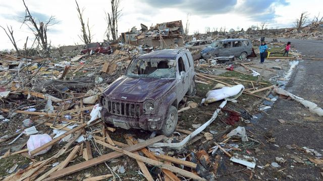 MoneyBug aims to help homeowners affected by the deadly tornadoes on Sunday.