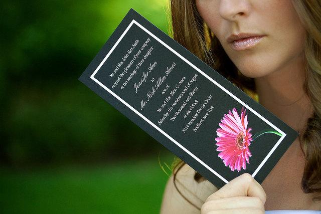 San Diego Wedding Invitation - BasicInvite.com