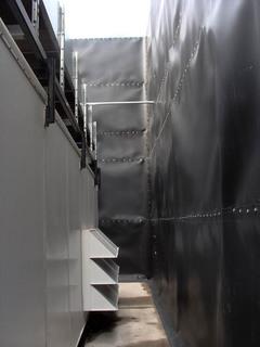 Chiller Noise No Longer Problem After Acoustifence Barrier Installed
