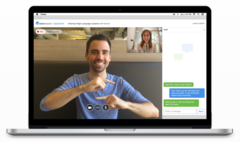 Through TakeLessons Live, students interact with a live instructor to get the most out of learning.