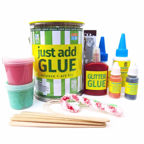 Just Add Glue from Griddly Games