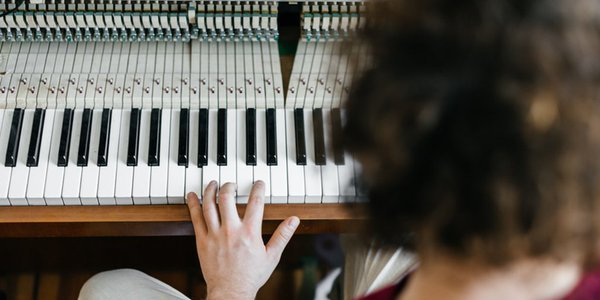 Piano is the most popular lesson in the United States, according to a TakeLessons report.