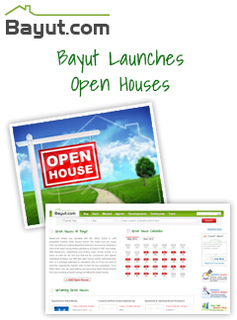 Bayut eulogized as the ONLY resource for Open House events in the UAE