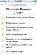 Edamam Recipe App - Ingredient Info