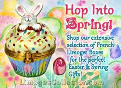 Spring & Easter Limoges Box Gifts and Collectibles at LimogesCollector.com