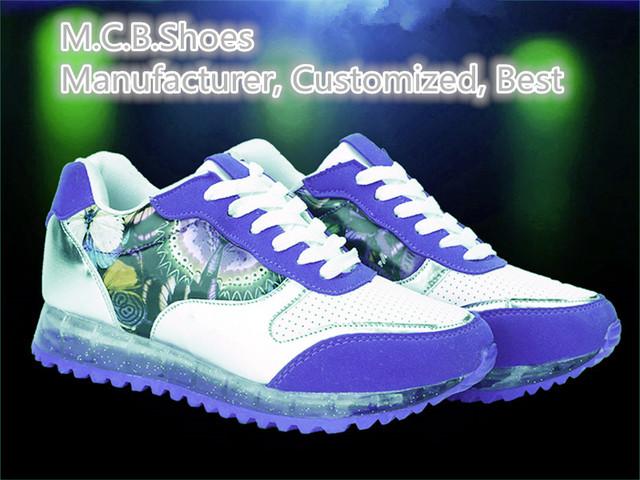 LED Shoes for Athletes