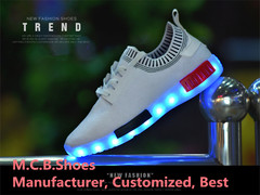 MCB light up shoes