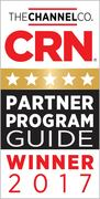 CRN 2017 Partner Program Guide 5-Star Rating