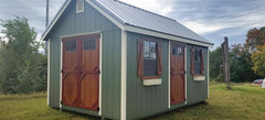 New England Storage Sheds in VA
