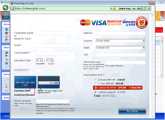 Do not go to Windows Pro Safety's purchase window and submit your credit card information.