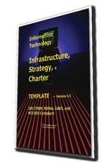 IT Infrastructure, Strategy, and Charter Template released with an eBook version of Janco's IT Governance offering