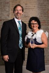 Dr. Stacie Grossfeld of Louisville's Orthopaedic Specialists PLLC Named 2017 Volunteer of the Year by the YMCA at N…