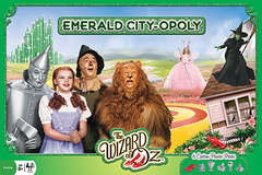 The Wizard of Oz Emerald City-Opoly