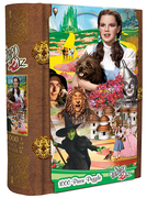 The Wizard of Oz book puzzle