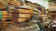 Marwood Manufacturing offers a wide variety of live edge hardwood slabs can be used for woodworking projects including dining room tables, coffee tables, work benches, dressers, and more.