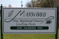 Marwood Manufacturing is located at 2901 Hamburg Pike, Jeffersonville, IN 47130 and can be contacted Monday - Friday between the hours of 8:30 a.m. and 4 p.m. at 812-288-8344.